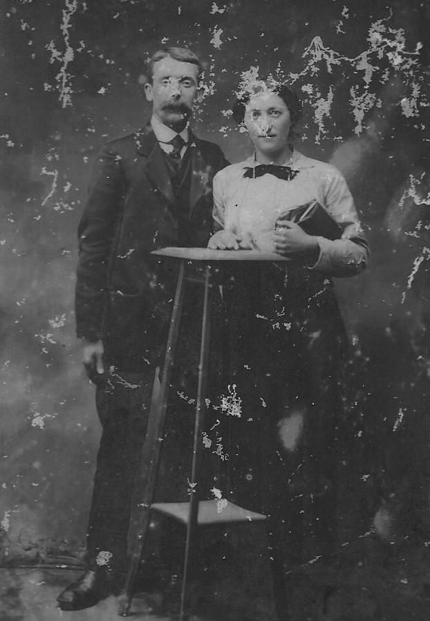 Marie FONTY Eugene BRULET
